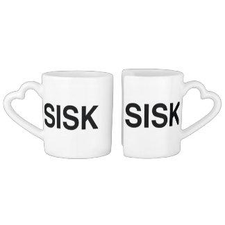 Tasses d'amour de SISK