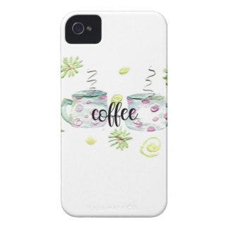 Tasses de café coques Case-Mate iPhone 4