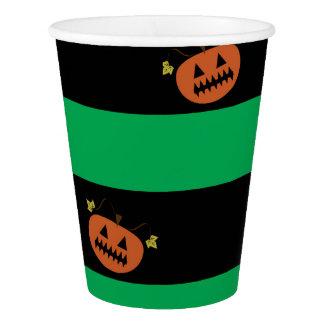 Tasses de partie de Halloween Gobelets En Papier