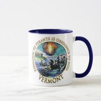 Tasses de thé du Vermont