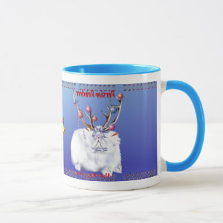 Tasses persanes de renne
