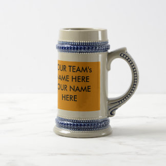 Tasses personnalisées d'équipe
