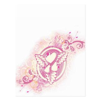 Tatouage de coeur cartes tatouage de coeur cartons d 39 cartons d 39 invit - Coeur avec des fleurs ...
