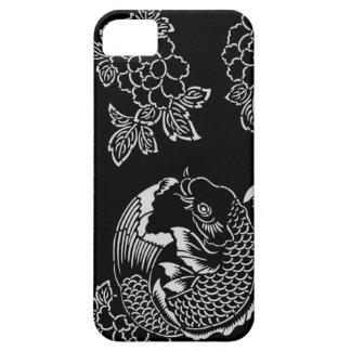 Tatouage de Koi de Japonais (carpe) Coque iPhone 5 Case-Mate