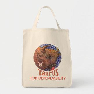Taureau - sac de zodiaque