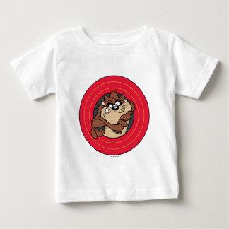 TAZ™ door Cirkels LOONEY TUNES™ Baby T Shirts