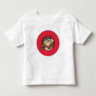 TAZ™ door Cirkels LOONEY TUNES™ Kinder Shirts