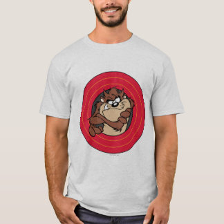 TAZ™ par les cercles LOONEY de TUNES™ T-shirt