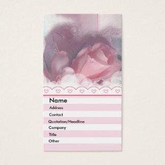 - Tba - Carte de profil de roses