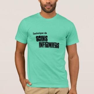 Technique de Soins Infimiers T-shirt