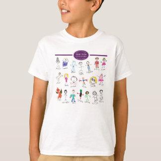 Technologie minuscule, classe de 2009 t-shirt