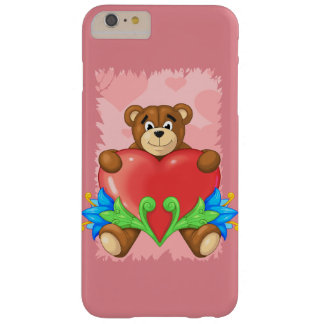 teddybeer barely there iPhone 6 plus hoesje