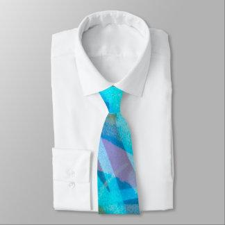 Tee de golf laissé la cravate d'affaires (2-sided)
