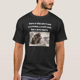 """Tee-shirt «de babouins """" t-shirt"""