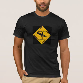 Tee - shirt de croisement de Longboarder T-shirt