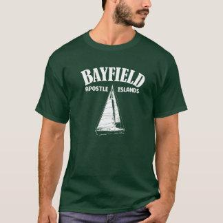 Tee - shirt d'îles d'apôtre t-shirt