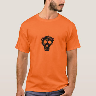 Tee - shirt heureux de partie de Halloween de T-shirt