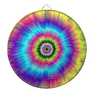 Teignez en nouant la cible d'explosion de couleur