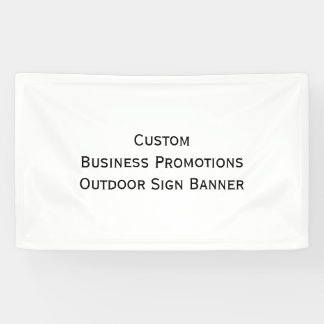 Teken van het van de bedrijfs douane de Banner van