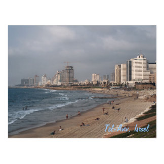 Tel Aviv, Israël Carte Postale
