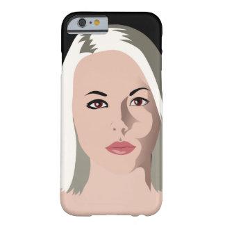 Téléchargez votre cas fait sur commande de l'iPhon Coque Barely There iPhone 6