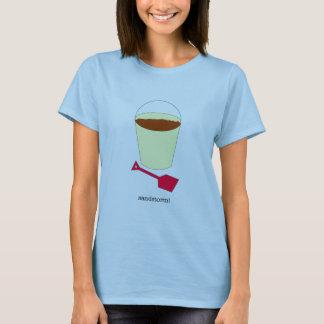 tempête de sable ! le T-shirt des femmes