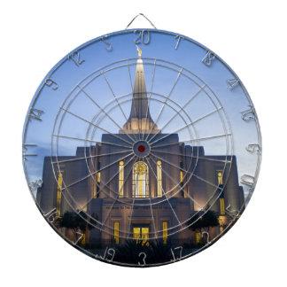 Temple de GIlbert Arizona LDS Jeux De Fléchettes