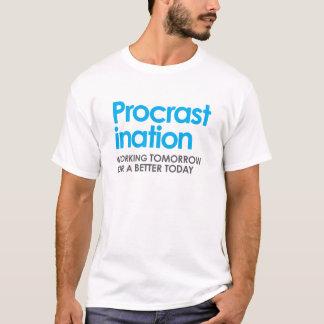 Temporisation drôle t-shirt