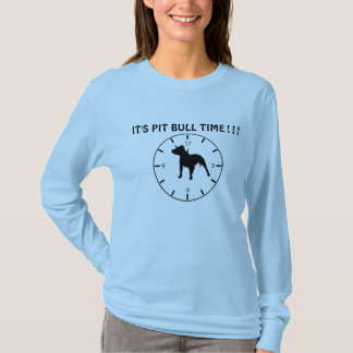 Temps de Pitbull T-shirt