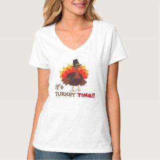 TEMPS très drôle de la Turquie - pièce en t T-shirt