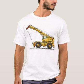 Tendez le cou tout l'habillement de construction t-shirt