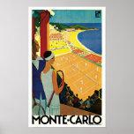 Tennis à Monte Carlo