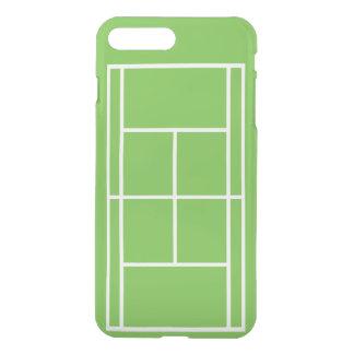 Tennisbaan iPhone 8 Plus /7 Plus Hoesje