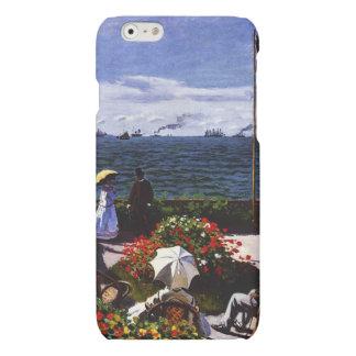 Terrasse de Claude Monet-The chez Sainte-Adresse