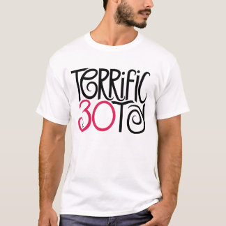 Terrible au T-shirt 30