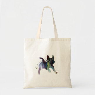 Terrier de Jack Russel Tote Bag
