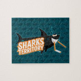 Territoire de requins - puzzle