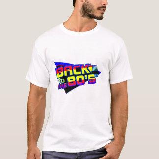 Terug naar de jaren '80 t shirt