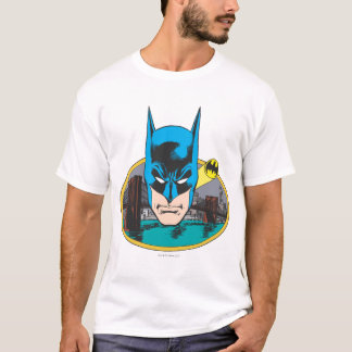 Tête de Batman T-shirt