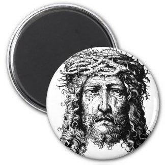 Tête de Jésus-Christ Aimant