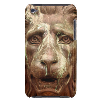 Tête de lion de Brown Coque iPod Touch Case-Mate