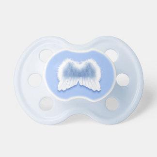 Tétine 0-6 mois d'ange bleu de BooginHead® s'envole la
