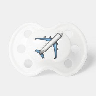 Tétine Avion - Emoji