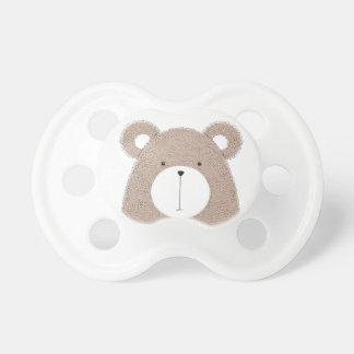 """Tétine Bébé Dummie de """"ours"""""""