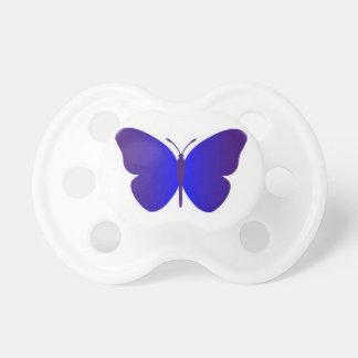 Tétine bleue de Buttefly