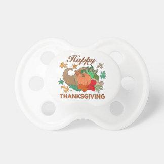 Tétine Bon thanksgiving