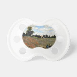 Tétine Claude Monet - Les Coquelicots