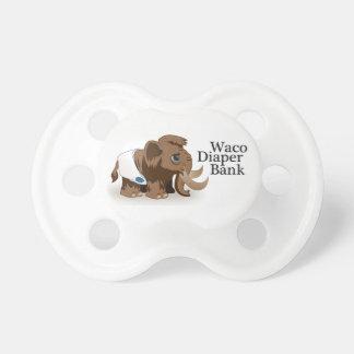 Tétine de banque de couche-culotte de Waco