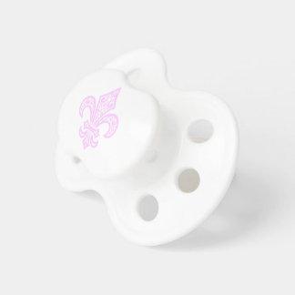 Tétine de bébé de bébé™ de Fleur de Lis