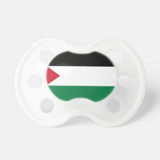 Tétine de Booginhead de drapeau de la Palestine